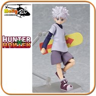 Figma Killua Zaoldyeck Hunter X Hunter