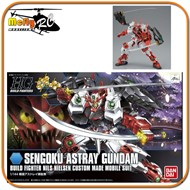 Gundam Sengoku Astray Gundam 1/144 HG #007