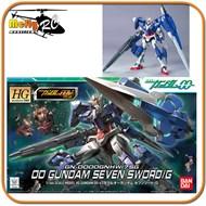 Gundam 00 1/144 HG #61 OO Seven Sword/G GN-OOOOGNHW/7SG
