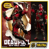 Sideshow Deadpool Sixt Scale 1/6