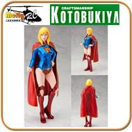 Kotobukiya Dc Comics Supergirl New 52 Liga Da Justiça