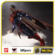 S.H. Figuarts Superman Injustice Ver.