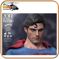 Hot toys Super man 3: Evil Superman Toy Fairs 2013