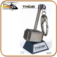Thor The Dark World - Chaveiro Mjolnir - Iron Studios