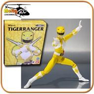Power Ranger S.H. Figuarts Tiger Ranger Amarelo (Japonês)