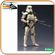 Star Wars Sandtrooper Sergeant Artfx Statue Kotobukiya