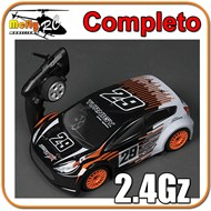 Mini Rally 4wd Extreme Edition Rtr 1/16 Brushless 2.4ghz