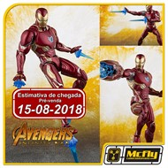 (RESERVA 10% DO VALOR) S.H Figuarts Iron Man Mark 50 Avengers Infinity War