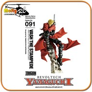 Revoltech 091 Vash the Stampede