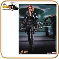 Hot Toys Black Widow Viúva Negra Os Vingadores Avengers