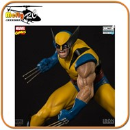 Marvel Comics Wolverine Art Scale 1/10 – Iron Studios Logan X-Men