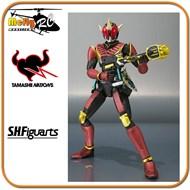 S.h Figuarts Masked Rider Zeronos Zero Form Kamen Rider