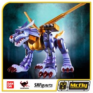 S.H.Figuarts Metal Garurumon - Original Designer's Edition Digimon