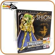 Cavaleiros Do Zodiaco Cloth Myth Shion De Aries Ex (CAIXA AMASSADA)