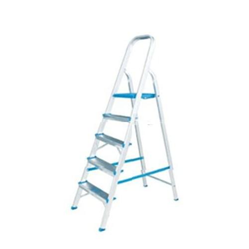 Escada Doméstica Alumasa Alumínio 05 degraus - ER5