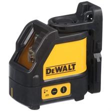 Nível a Laser Horizontal e Vertical com 3 Pilhas AA e Maleta - DW088K - De Walt
