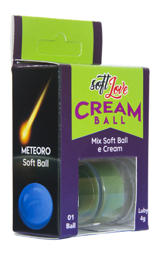 CREAM BALL METEORO MAMBA VERDE