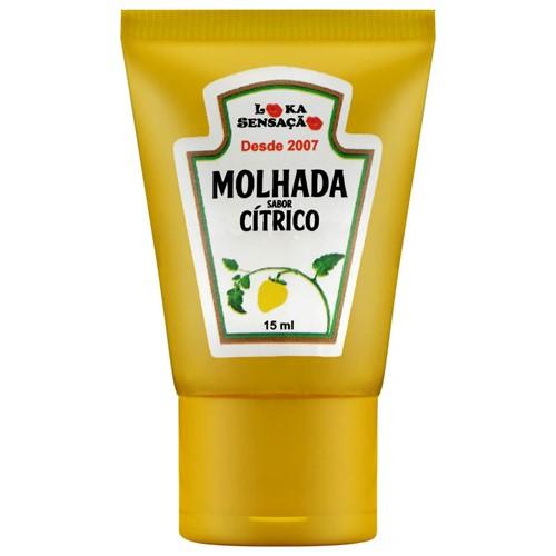 MOLHADA GEL BISNAGA 15 ML LOKA SENSAÇÃO