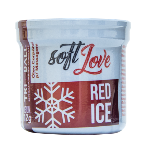 TRIBALL RED ICE - SOFT LOVE