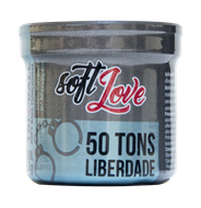 TRIBALL 50 TONS LIBERDADE - SOFT LOVE