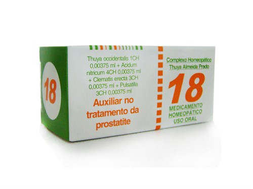 N° 18 Prostatite - Almeida Prado