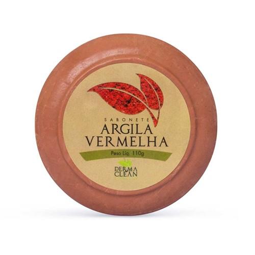 Sabonete Argila Vermelha 110g - Derma Clean