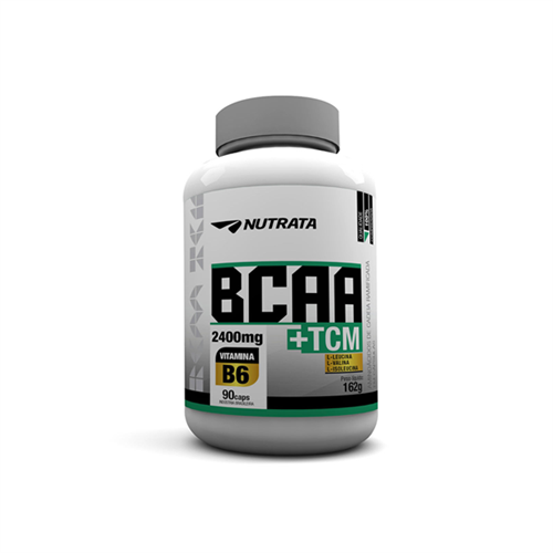 BCAA TCM Nutrata 90 cápsulas