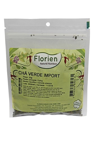 Chá Verde import  - Florien