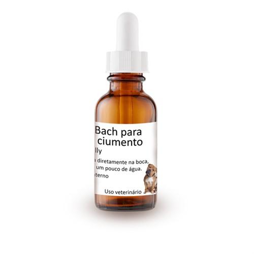 Floral de Bach para cachorro ciumento 30ml