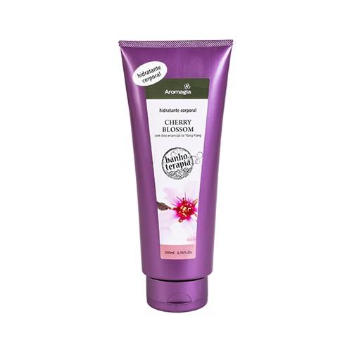 Hidratante corporal - Cherry Blossom - Aromagia