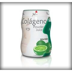 Colágeno Powder juice - Chá verde com limão - Snella