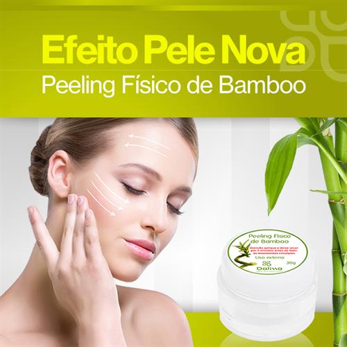 Peeling Físico de Bamboo 30g