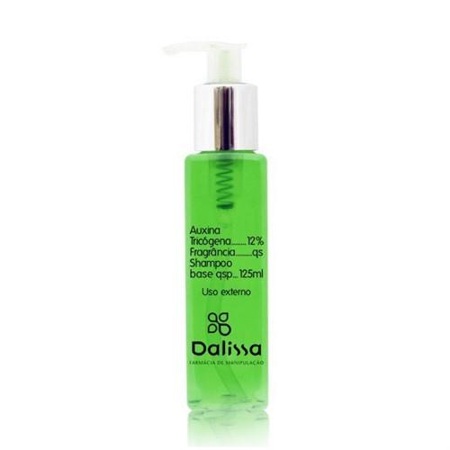 Shampoo de Auxina Tricógena com flores de maçã verde 125ml
