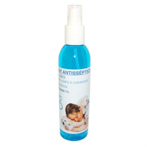 Spray antisséptico p/ cães - essência de jabuticaba 200ml
