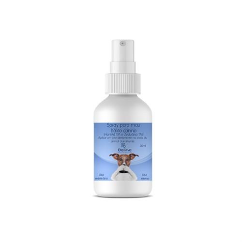 Spray para mau hálito canino 30ml