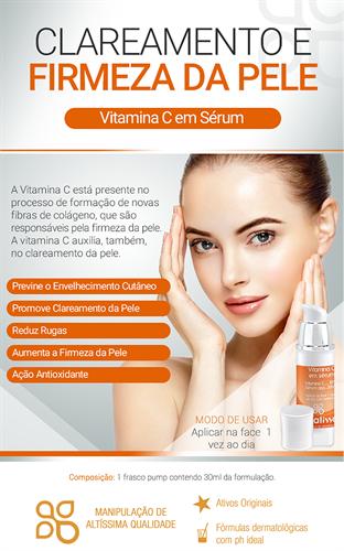 Sérum de Vitamina C 30ml