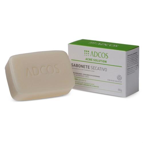 Acne Solution Sabonete Secativo Adcos