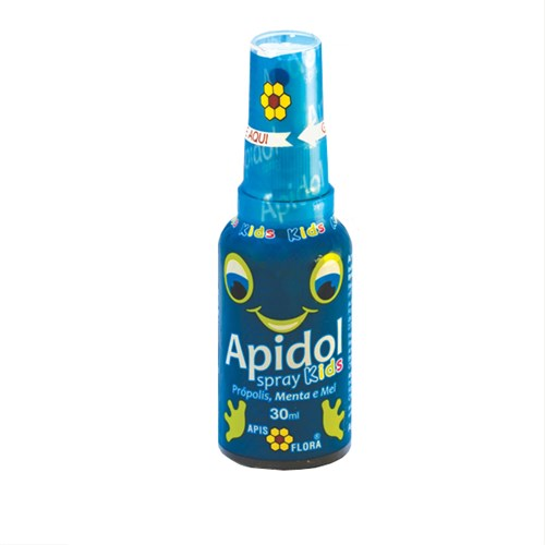 APIDOL® KIDS Spray de Menta