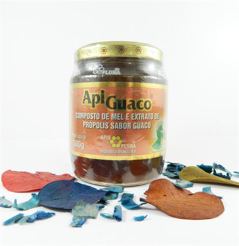 MEL APIGUACO - 300G - APIS FLORA