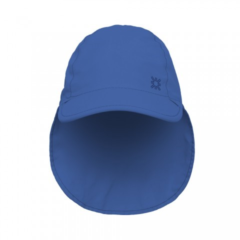 Boné legionário basic kids azul índigo - UV line