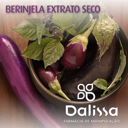 Cápsulas de Berinjela - Extrato Seco- 200 Cápsulas