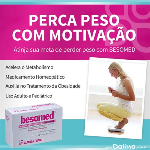 Besomed 60 Comprimidos Almeida Prado