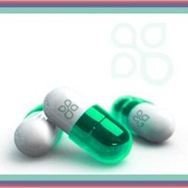 Polidextrose em cápsulas