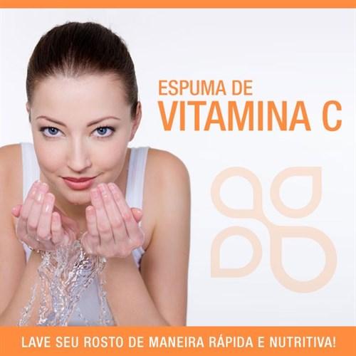 Espuma de Vitamina C