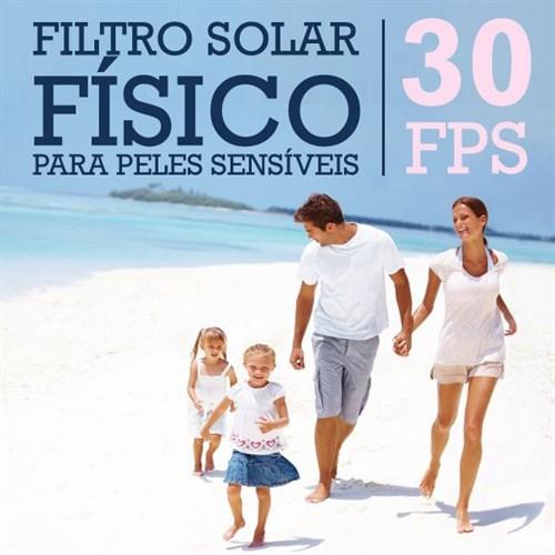 Filtro Solar Físico FPS 30