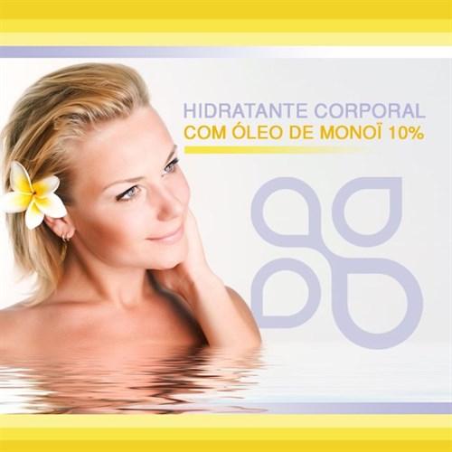 Hidratante corporal com óleo de Monoï 10%