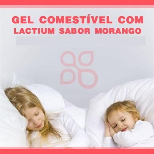 Gel comestível sabor morango com Lactium 150mg