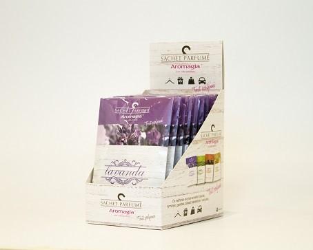 Sachê de perfume de Lavanda - Aromagia