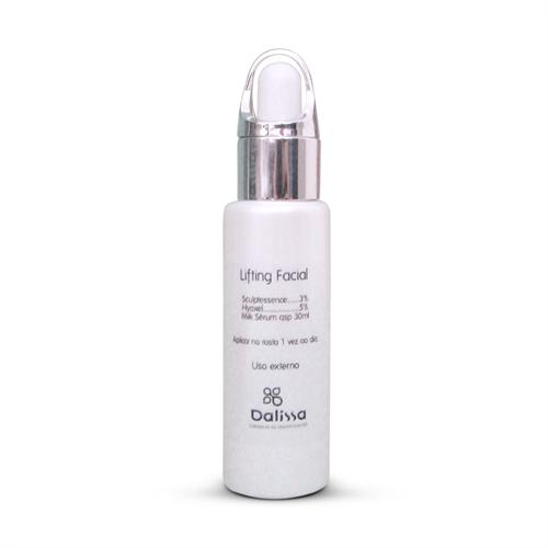 Lifting facial - milk sérum
