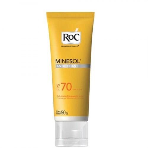 Minesol Antioxidante FPS70 Roc